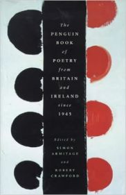 Penguin Book of Poetry from Britain and Ireland Since 1945